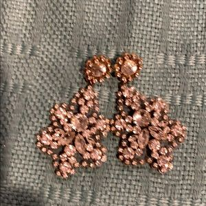 J. Crew Statement Earrings